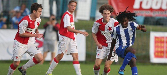 Fotbalisty Porta v roce 2015 zastavili až ve finále slávisté, v jejichž středu nechyběl ani dnešní hráč prvního týmu Alex Král