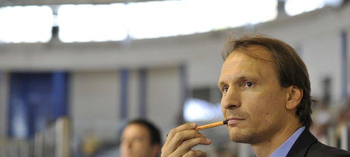 Hokejový trenér Pavel Gross (archivní foto)