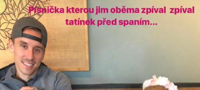 Manželka tragicky zesnulého fotbalisty Josefa Šurala napsala na instagram dojemné vyznání