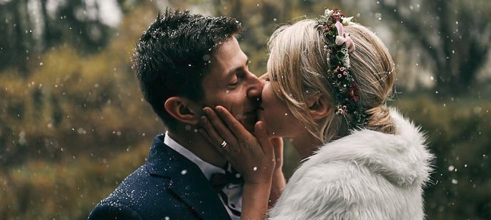 Biatlonistka Eva Puskarčíková si vzala kolegu Lukáše Kristejna