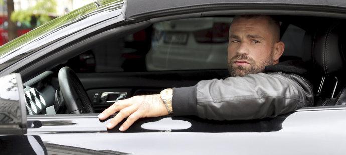 Nejlepší fighter Česka Karlos Vémola