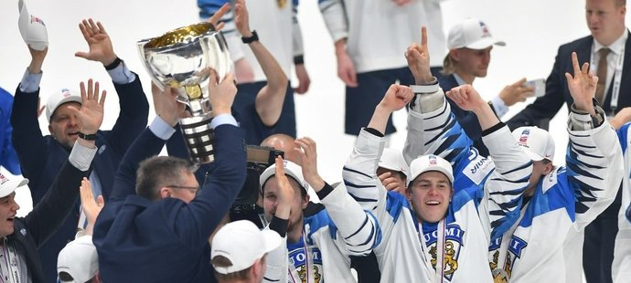 """Finský výběr """"bez hvězd"""" ovládl minulý světový šampionát na Slovensku"""