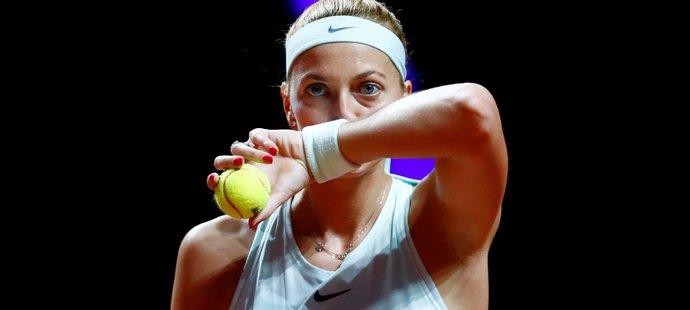 Petra Kvitová se zranila a odstoupila z French Open