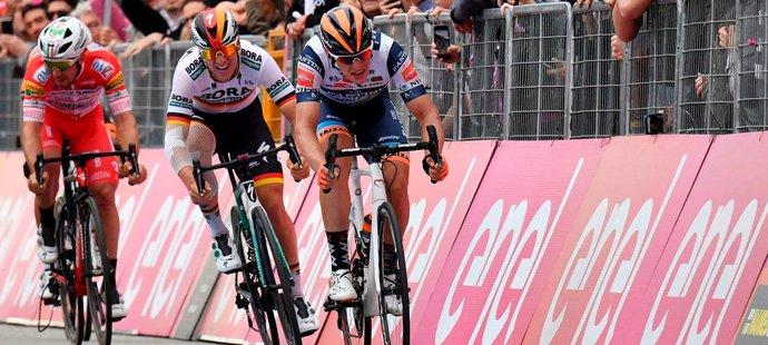 Giro d'Italia se blíží k závěru