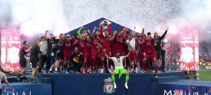 SESTŘIH LM: Tottenham – Liverpool 0:2. Sporná penalta a červená euforie