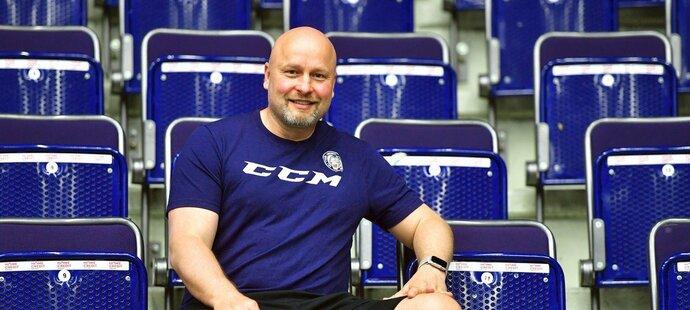 Patrik Augusta se stal novým hlavním trenérem Bílých Tygrů Liberec