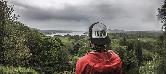Běhání v Lake District ve Velké Británii