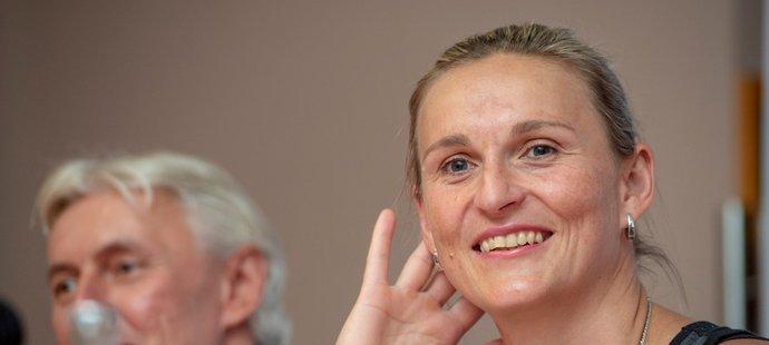 Barbora Špotáková nevylučuje, že vynechá letošní mistrovství světa v katarském Dauhá