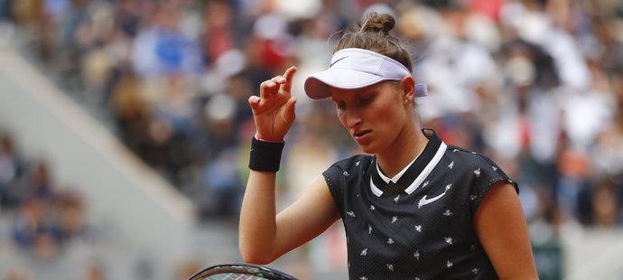 Smutný konec pohádky! Vondroušová ve finále Roland Garros padla
