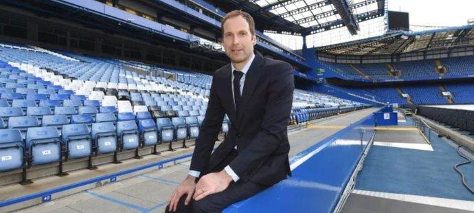 Petr Čech je novým poradcem sportovního a technického úseku Chelsea