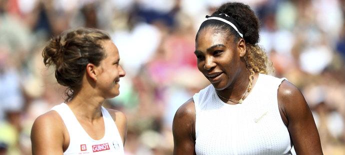 Uragán Serena. Strýcovou ničila, až Češku rozesmála: Miluju tenis!