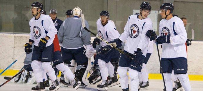 Hokejový Slovan začal přípravu na novou sezonu, pod smlouvou má zatím 15 hráčů