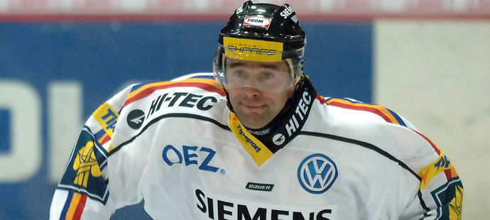 Hokejista Jiří Zelenka patřil mezi opory hokejové Sparty