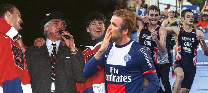 Připomeňte si s námi sedm nejemotivnějších momentů, které se navždy zapsaly do sportovní historie.