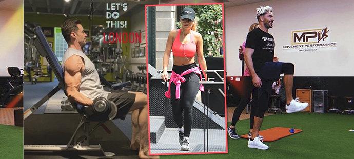 Zjistěte v jakých sportovních botách trénují takové hvězdy jako je Zac Effron nebo Rita Ora. Možná některé z nich máte ve svém botníku i vy.