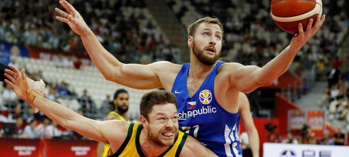 Austrálie – Česko 82:70. Konec snu o medaili, rozhodla třetí čtvrtina