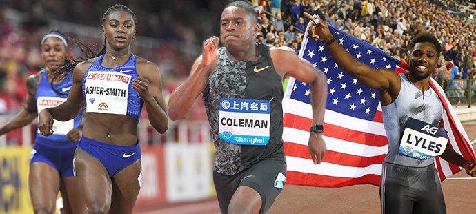 Jaké hvězdy se představí na světovém šampionátu v atletice?