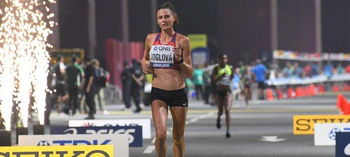 """Dramatický návrat běžkyně Marcely Joglové zAfriky: Blázinec, děti pokřikovaly """"corona""""!"""