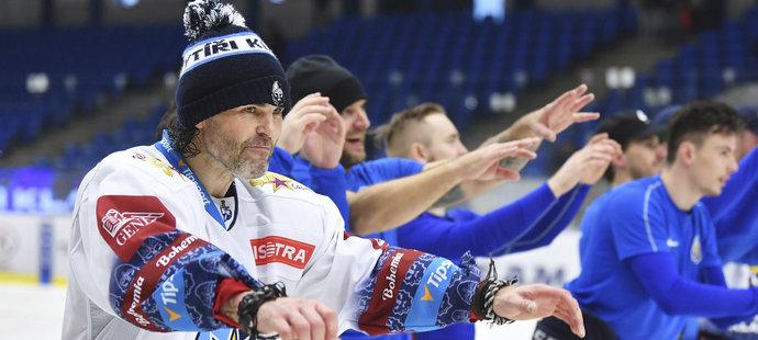 Jágr skalpoval Liberec: Proč jsem nešel na NHL? Chci být herec, ne divák