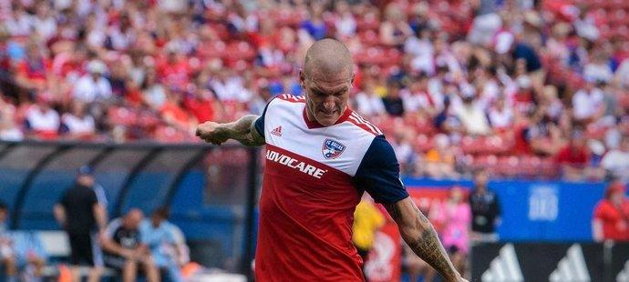 Zdeněk Ondrášek oslavil pozvánku do reprezentace dvěma góly proti Kansasu