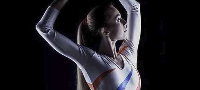 Někdejší gymnastka a později pornoherečka Verona van de Leurová