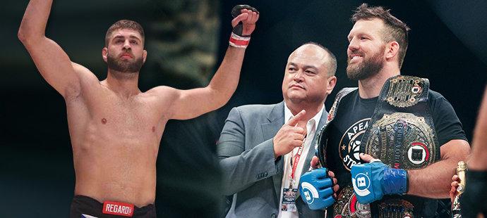Procházka zničil bijce z UFC, vyhlíží šampiona Badera: Jsem připravený!