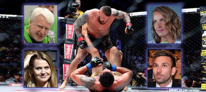 ANKETA o MMA: Agrese, ale i respekt. Fenomén rozděluje české sportovce