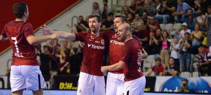 Sparta odletěla na Ligu mistrů. Těší se na Barcelonu. Duel s ní může rozhodnout