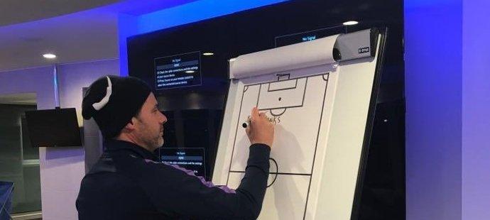 Mauricio Pochettino takhle zanechal svým hráčům v Tottenhamu dojemný vzkaz...