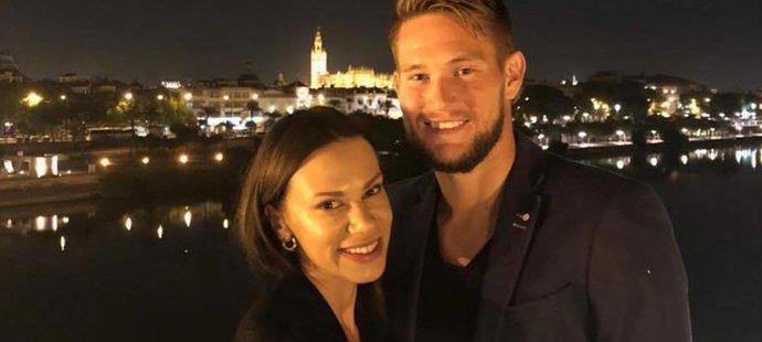 Martina a Tomáš Vaclíkovi