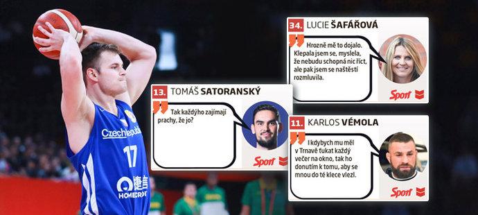 TOP 50 hlášek českého sportu
