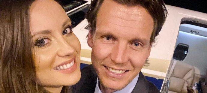 Tomáš Berdych poslal dojemné vyznání manželce Ester