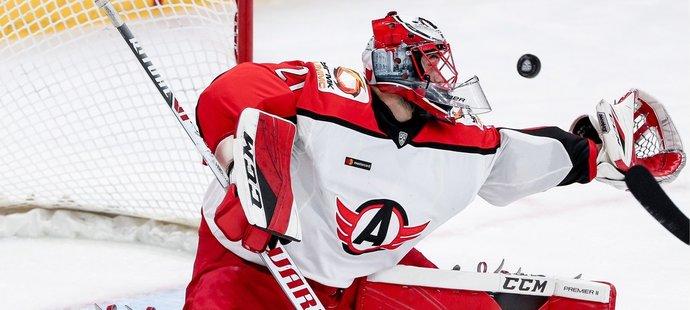 Hokejisté Jekatěrinburgu bodovali i v osmém zápase nové sezonyKHL, doma ale prohráli 3:4 v prodloužení s Viťazem Podolsk