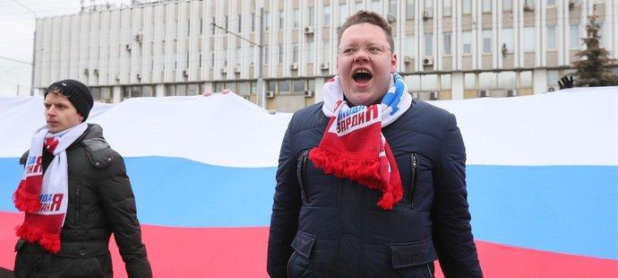Rusko bojuje za účast na OH