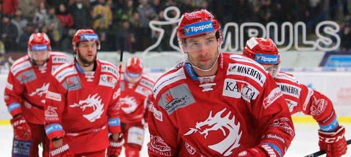 Wojtek Wolski vtrhl do extraligy jako uragán, ve třech zápasech si připsal sedm bodů (5+2)