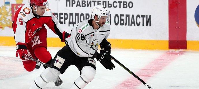 Tomáš Hyka se ve druhém utkání v řadě dokázal prosadit ve vlastním oslabení (archivní foto)