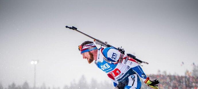 Michal Šlesingr se štafetovým závodem rozloučil s německým Ruhpoldingem, po sezoně ukončí kariéru