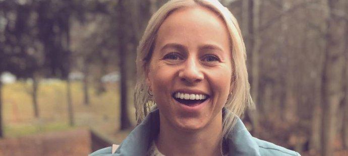Biatlonistka Tiril Eckhoffová ráda vyráží do přírody