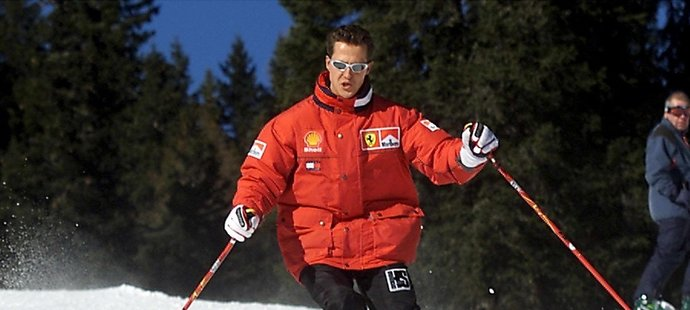 Michaelovi Schumacherovi změnila život nehoda v Savojských alpách