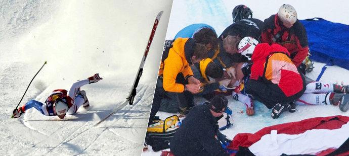 Legendární Kitzbühel a sjezdovka Streif. Nejslavnější trať v rámci Světového poháru je strašákem lyžařských velikánů