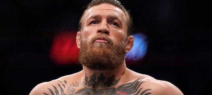 Conor McGregor je nejznámější tváří MMA