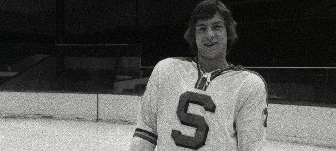 Legenda Sparty, mistr světa a trojnásobný vítěz Stanley Cupu Jiří Hrdina
