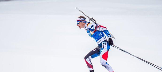 Ondřej Moravec na mistrovství světa