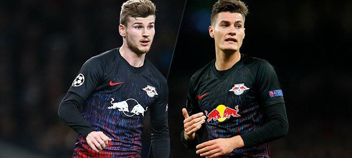 Záhada vyřešena. Proč neměli hráči Lipska v Lize mistrů stejné dresy?
