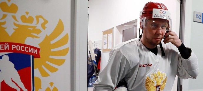 Sergej Mozjakin během mistrovství světa 2017 v Kolíně nad Rýnem a Paříži