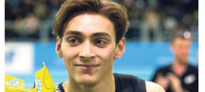 Tváře atletické zimy - Armand Duplantis