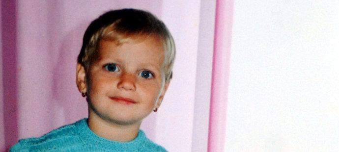 Petra Kvitová jako roztomilé dítko