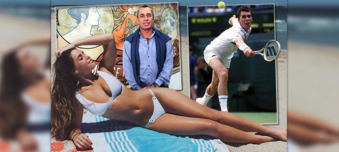 Jedna z největších legend česko-slovenského sportu Ivan Lendl slaví 60!
