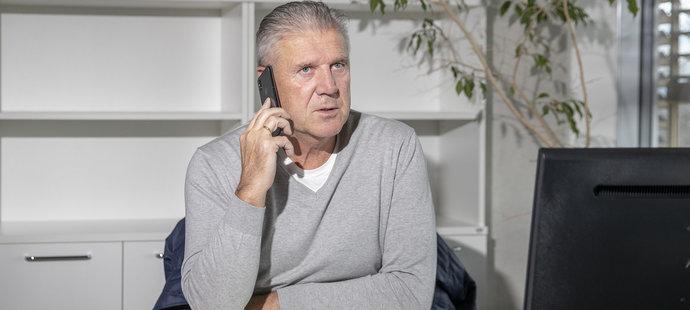 Šéf prvoligových rozhodčích Jozef Chovanec