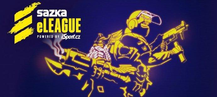Sazka eLEAGUE se hraje v CS:GO a Dota 2
